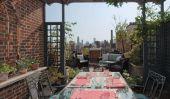 25 beaux jardins sur les toits d'inspirer et Admire