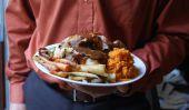 Comment faire la sauce: une recette de sauce Turquie égouttures