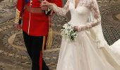 La robe de mariée de Kate Middleton - aura Little Girls Swoon Partout?  (Photos)