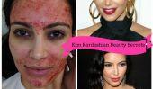 10 Ways Wacky Kim Kardashian Séjours Belle De Vampire visage et PLUS!