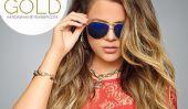 Kardashian Kollection lance une nouvelle ligne de lunettes de soleil pour 250 $ Chaque