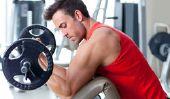 Combien de calories que vous brûlez pendant renforcement musculaire?  - Notes