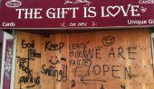 Qu'est-ce que l'ouragan Sandy at-aux Rockaways, et ce occupent est fait pour aider (Photos)