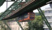 Marcher à Wuppertal - Voici comment romantique
