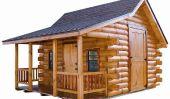 Ce Log Cabin est moins cher que vous le pensez