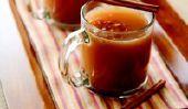 Saveurs d'automne: Hot Buttered Rum (Recette Cocktail)