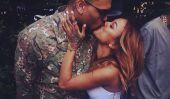 """Mise à jour de Chris Brown Rencontres 2014: Karrueche Tran Contrariété Après Chanteur """"New Flame"""" a dansé avec Amber Rose?"""