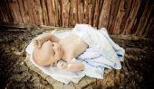 Babyschorf - ces remèdes maison contre aider les croûtes de lait