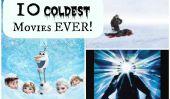 Jours de neige!  Un compte à rebours des 10 Meilleurs Films par temps froid