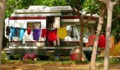 Faites stériliser l'eau et durable - de sorte que vous aller faire du camping