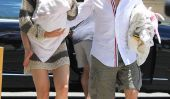 Tom Cruise, Katie Holmes et Suri Bundle Up in Heat de Miami!  (Photos)