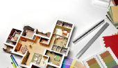 Utiliser le programme de design d'intérieur correctement