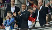 David Beckham était Team GB Et CUA Biggest Fan pendant les Jeux Olympiques (Photos)
