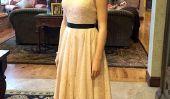 Non OK: école honte fille pour porter robe parfaitement génial pour danser