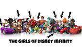 Pouvoir Des Filles!  8 Disney Infinity Heroes pour inspirer votre fille