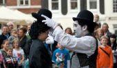 Charlie Chaplin - pour les enfants à réussir dans la gaine de sorte