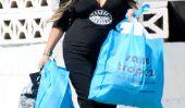 Un Snooki & Tearful enceinte se déplace hors de la Côte Maison Jersey!  (Photos)