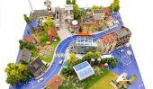 Les partis politiques allemands Créer utopies miniatures à ShowOff leur vision pour leur pays