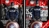 Black 'Captain America', Marvel dit sur «The Colbert Report»: afro-américain 'Falcon' Sam Wilson prend le rôle iconique