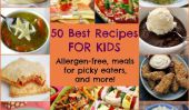 50 meilleures recettes pour les enfants