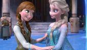 Ceci est ce que Elsa et Anna ressemblerait IRL