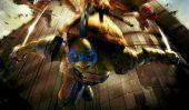 Teenage Mutant Ninja Turtles New Film Mise à jour: Affiche Tiré Après accidentelle 9/11 Référence