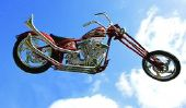 Pimp chopper vélo pour les instructions d'assemblage