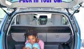 18 Essentials été d'emballer dans votre voiture
