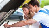 Le pétrole est en cours d'exécution sur votre voiture - donc vous agir immédiatement