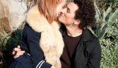 Montrer de l'affection correctement - baiser sur la tête