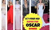 Un 1er niveleuse Tarifs les robes Oscar!  (Photos)