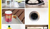 7 Quick & Easy Conseils pour nettoyer votre cuisine