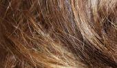 Pulvériser éclaircissant pour cheveux foncés correctement