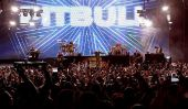 Billboard Latin Music Awards 2015 Live Stream, annexe, After Party: DJ Chino officiel de Pitbull à Spin les Beats Beside 'Urban Chic' Graffiti Art, Célébrités, Modèles et danseurs hip-hop