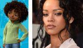 """DreamWorks 'Home' Film 2014 Cast, Caractères & Date de sortie: Vedettes Film Rihanna Commutateurs Premiere dates avec """"Pingouins de Madagascar '[Visualisez]"""