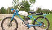 Facile chevauchant un cyclomoteur - ces dispositions sont applicables en Allemagne