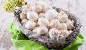 Que pouvez-vous manger des champignons?