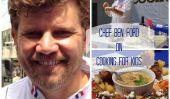 Le célèbre chef Ben Ford sur la cuisine pour les enfants