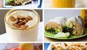 Nutrition 101: riche en éléments nutritifs Recettes pour le printemps