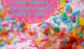 Enregistrer une Buck sur votre fête d'anniversaire de Tween: Comment Heres