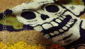 Célébrer l'Halloween et Día de Muertos avec mon biculturelle Familia