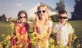 7 choses qui sont (étonnamment) plus facile avec plus d'enfants