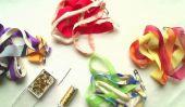 Bracelets Selbermachen - Instructions