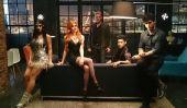 «Ombres» Saison 1 spoilers: Première image de Cast en costume, Katherine McNamara Dit Twitter chat