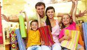 10 conseils pour Meltdown-Free Shopping pour les fêtes avec des enfants