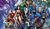 Top 10 des héros les plus inutiles de l'Univers DC