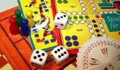 Jeux qui sont amusants - jeux d'initiation autant de succès pour les adultes