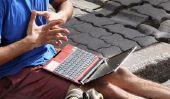 Installez Bluetooth - sur un netbook comme elle vient