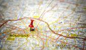 Utilisez Google Street View sur le Samsung Galaxy Tab