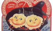 Those Were The Days: Adorable Valentines vintage pour enfants
